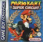 Portada oficial de de Mario Kart Super Circuit para Game Boy Advance