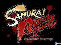 Portada oficial de Samurai BloodShow para iPhone