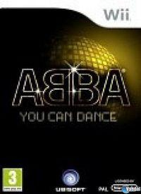 Portada oficial de ABBA You Can Dance para Wii
