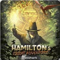 Portada oficial de Hamilton's Great Adventure PSN para PS3