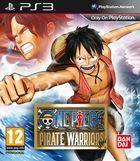 Portada oficial de de One Piece: Pirate Warriors para PS3