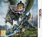 Portada oficial de de Monster Hunter 3 Ultimate para Nintendo 3DS