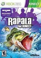 Portada oficial de de Rapala for Kinect para Xbox 360