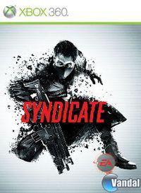 Portada oficial de Syndicate para Xbox 360