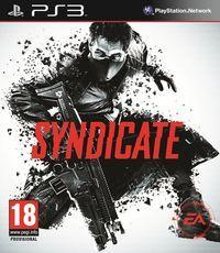 Portada oficial de Syndicate para PS3