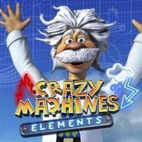 Portada oficial de Crazy Machines Elements PSN para PS3