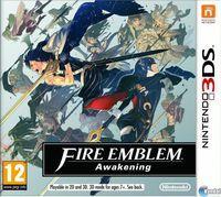 Portada oficial de Fire Emblem: Awakening para Nintendo 3DS