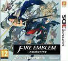 Portada oficial de de Fire Emblem: Awakening para Nintendo 3DS