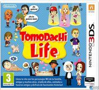 Portada oficial de Tomodachi Life para Nintendo 3DS