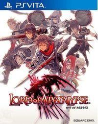 Portada oficial de Lord of Apocalypse para PSVITA