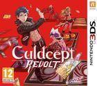 Portada oficial de de Culdcept Revolt para Nintendo 3DS