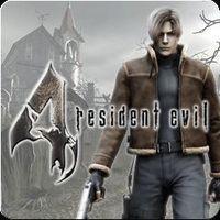 Portada oficial de Resident Evil 4 HD PSN para PS3