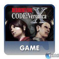 Portada oficial de Resident Evil Code: Veronica HD PSN para PS3