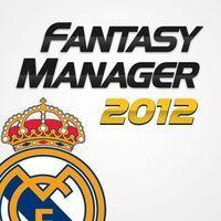 Portada oficial de Real Madrid Fantasy Manager 2012 para iPhone