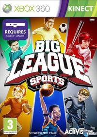 Portada oficial de Big League Sports para Xbox 360