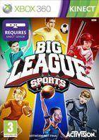 Portada oficial de de Big League Sports para Xbox 360