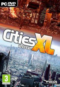Portada oficial de Cities XL 2012 para PC