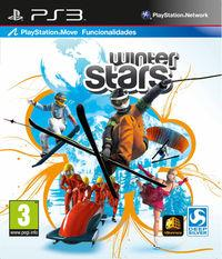 Portada oficial de Winter Stars para PS3