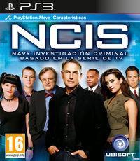 Portada oficial de NCIS para PS3