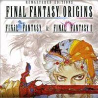 Portada oficial de Final Fantasy Origins PSN para PSP