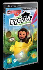 Portada oficial de de EyePet exploradores  para PSP