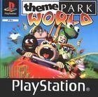 Portada oficial de de Theme Park World para PS One