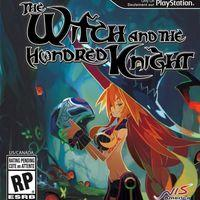 Portada oficial de The Witch and the Hundred Knight para PS3