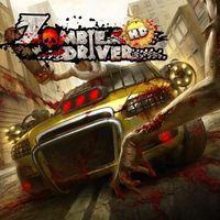 Portada oficial de Zombie Driver HD PSN para PS3