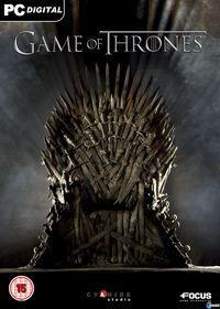 Portada oficial de Game of Thrones para PC