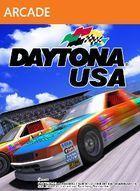 Portada oficial de de Daytona USA XBLA para Xbox 360