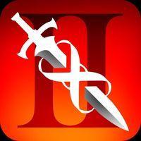Portada oficial de Infinity Blade II para iPhone