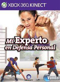 Portada oficial de My Self Defence Coach para Xbox 360