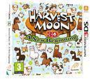 Portada oficial de de Harvest Moon: A New Beginning eShop para Nintendo 3DS