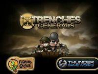 Portada oficial de Trenches Generals WiiW para Wii