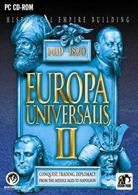 Portada oficial de Europa Universalis 2 para PC