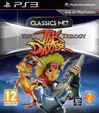Portada oficial de de The Jak and Daxter Trilogy para PS3