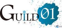 Portada oficial de Guild 01 para Nintendo 3DS
