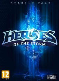 Portada oficial de Heroes of the Storm para PC