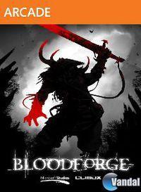 Portada oficial de Bloodforge XBLA para Xbox 360