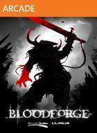 Portada oficial de de Bloodforge XBLA para Xbox 360