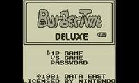 Portada oficial de Burger Time: DELUXE CV para Nintendo 3DS