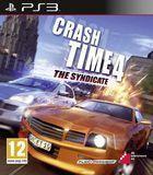 Portada oficial de de Crash Time 4: The Syndicate para PS3