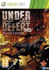 Portada oficial de Under Defeat HD: Deluxe Edition para Xbox 360