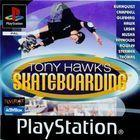 Portada oficial de de Tony Hawk's Pro Skater para PS One
