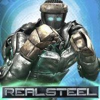 Portada oficial de Real Steel PSN para PS3