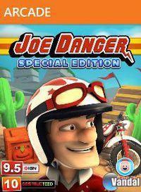 Portada oficial de Joe Danger: Special Edition XBLA para Xbox 360
