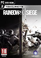 Portada oficial de de Tom Clancy's Rainbow Six Siege para PC