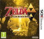 Portada oficial de de The Legend of Zelda: A Link Between Worlds para Nintendo 3DS