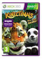 Portada oficial de de Kinectimals: ¡Ahora con osos! para Xbox 360