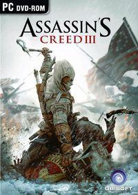 Portada oficial de Assassin's Creed III para PC